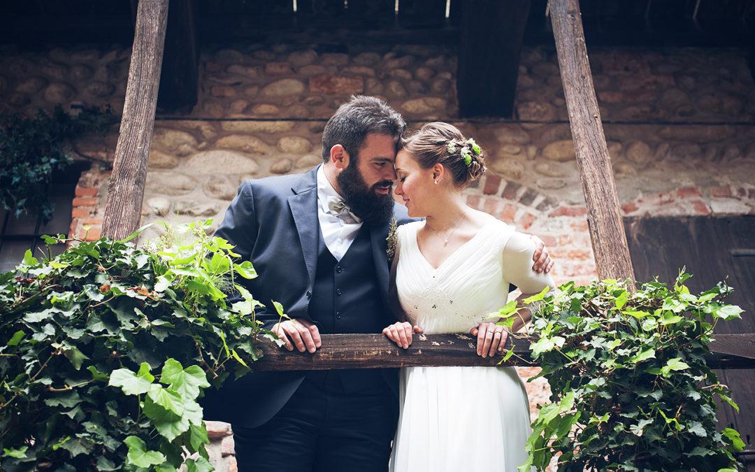 Matrimonio Etico e lo Charme del Ricetto di Candelo (Bi)