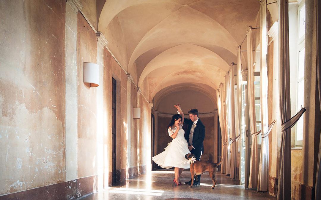 Matrimonio anni '5o | Vintage Wedding | Castello di San Sebastiano da Po