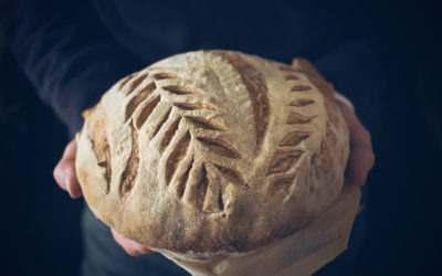 Il Pane fatto in casa // food photography e food style //